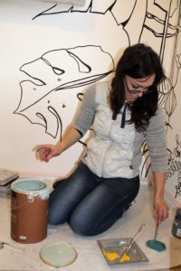 fresque murale kosydeco peinture murale artistique