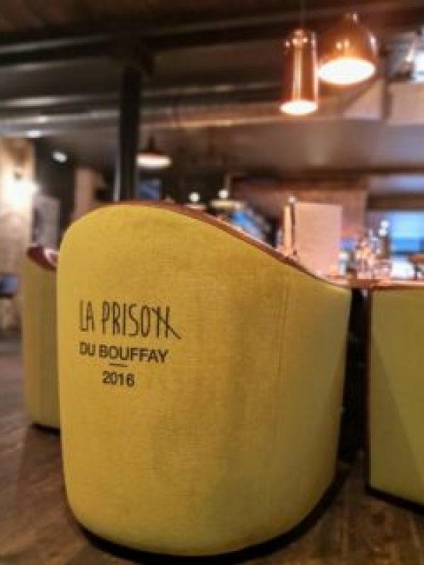 restauration fauteuil restaurant la prison nantes kosydeco